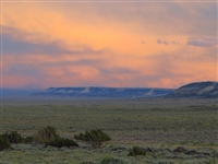 EXCELLENT BUY! GORGEOUS 40 ACRE RANCHETTE SWEETWATER COUNTY WYOMING.  FORECLOSURE! JUST TAKE OVER PAYMENTS!