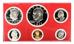 1977 United States Proof Set Coin