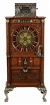 Extremely Rare 5¢ Chicago Oak Up Right Slot Machine - Completely Restored Museum Piece - Great Investment -PNR-