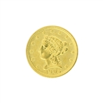 Rare 1905 $2.50 Liberty Head Gold Coin Great Investment