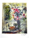 MARC CHAGALL Fruit and Flowers Print, I55 of 500