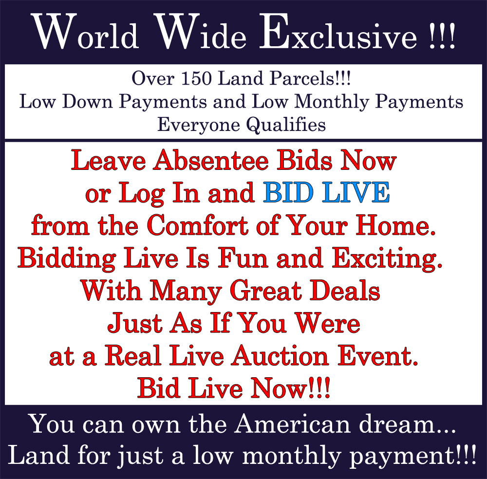 Welcome to Government Auction com , LLC